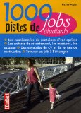 1000 pistes de jobs étudiants